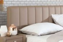 Utah - Axelsson Beds / The cosy feel of the Utah model is plucked straight out of the American countryside. Choose a rural colour and give your bedroom peace and serenity. Or opt for a more daring colour to give your bedroom a flavour of Utah's big cities.  www.axelssonbeds.eu