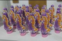 Festa Rapunzel / :: flavoli.net - Papelaria Personalizada :: Contato: (21) 98-836-0113  vendas@flavoli.net