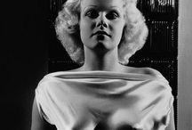 Jean Harlow / The Beautiful Bombshell Jean Harlow