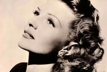 Rita Hayworth / The Beautiful Brunette Rita Hayworth