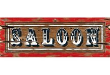 The Saloon / The Western Saloon