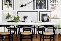 Dining Spaces / by Laura Fenton