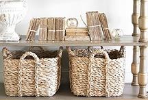 Organize Me. / by Kinzie Mill