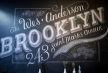 Chalkboard / by Laura Fenton
