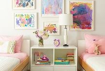 Kids Rooms / by Laura Fenton