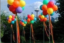 Party Ideas / by Lori Faulkner