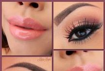 Beauty- Makeup / Ways to do makeup, and tips for beauty / by Jenna Eyermann
