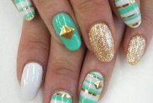 Beauty- Nails / Nail Ideas / by Jenna Eyermann