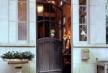 Doors. / by Kinzie Mill