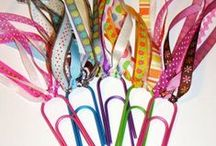 Beautiful & fun, colourful things to make / Crafty ideas that bring a bit of colour into your world.