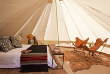 Teepees and Tents / by Laura Fenton