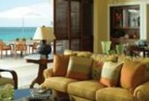 Stay. / Explore our beautiful rooms with unparalleled views from the comfort of your browser. Imagine you're sipping on a complimentary cocktail & stay a while.  / by One&Only Resorts