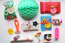stationery, goodies & giveaways / by Heather Costaras