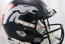 Broncos Football / by Callie Ballantyne