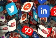 Social Media > Business Marketing / All the best tips, facts and advice for marketing your business through social media. Pinterest is covered on a separate board (Pinterest > Business Marketing), but here you'll find pins relating to Facebook, Instagram, LinkedIn, Twitter, and Google +. / by Pin4Ever - Pinterest Tools