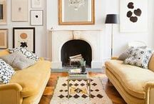 Small Apartment Ideas / Small space living, design for tiny spaces, studio apartment life and more. / by Laura Fenton
