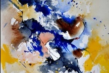 Abstract Art Gallery / Art has a voice - let it speak.