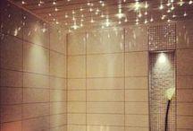 Home- Bathroom Ideas / by Jenna Eyermann