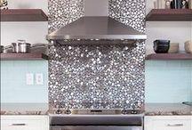 Home- Kitchen Ideas / by Jenna Eyermann