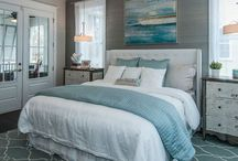Beach Bedroom Inspiration / by Callie Ballantyne