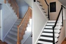 Home- Home Improvement / Tips tricks ideas and products to help you improve your home / by Jenna Eyermann