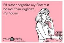 Organizing Pinterest Boards / by Pin4Ever - Pinterest Tools