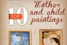 Mother's Day Top 10 Oil Paintings for 2014