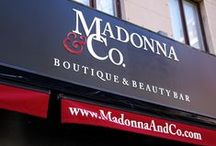 M & C Boutique & Beauty Bar / A Unique Shopping Experience.... 202 East 60th Street Midtown East off 3rd Avenue