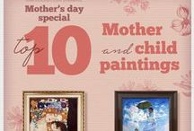 Mother's Day Top 10 Oil Paintings for 2015