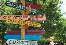 :::Road Trip: Charlotte::: / Charlotte