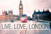 Forever London / A perennial favourite. This lovely, bustling city simply has something for everyone!