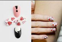Fashion week Nail art