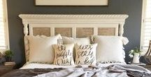 Pillows arranging / how to arrange your pillow on bed or sofa