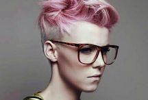 Short hairstyle   very short   woman / Very short woman hair cut ideas.