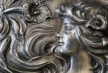 ~~Art Nouveau/Deco~~ / by G. E. L. S.