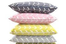 Accent Pillows / accent pillows for any home / by Emily Zwerner