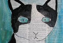 CHILDREN'S Animal ART / by Kathy M. Storrie/writer/author/pinner