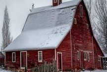 Barns & Mills / by Kathy M. Storrie/writer/author/pinner
