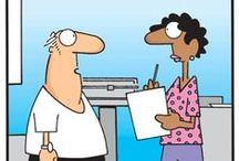 Fun Health Cartoons