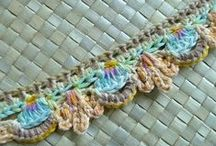 Crochet edging / by Alicia Msv