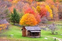 Appalachian Smoky Mts. / by Kathy M. Storrie/writer/author/pinner