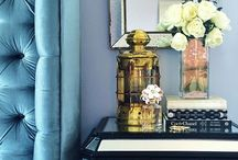 Interiors / by A Little Obsessed