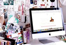 Desks / by A Little Obsessed