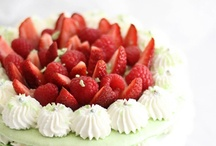 Cakes: Fruity / *lovely fruity cake recipes & ideas (& the possible soufflé & trifle)* / by Lexy