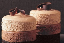 Cakes: Chocolatey / *lovely chocolately cake recipes & ideas (& the possible soufflé & trifle)* / by Lexy