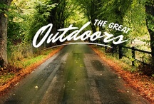 The Great Outdoors / by Kayleigh