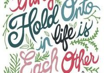 Say it RIGHT! / My beliefs and inspiration that define who I am and how I want to live life.  / by Heidi Cabrera