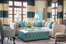 Window Treatments / ...really make the space!