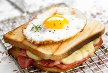 Favorite Sandwiches&Burgers&Pockets / by Vani /  Le Bosh
