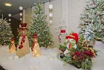 Christmas 2012 / Decorations throughout Saint Peter's University Hospital in New Brunswick, NJ.
